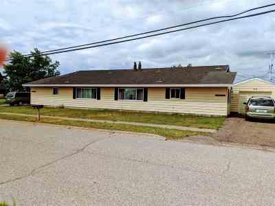 Multi Family Home For Sale: 105-107 Tarzon