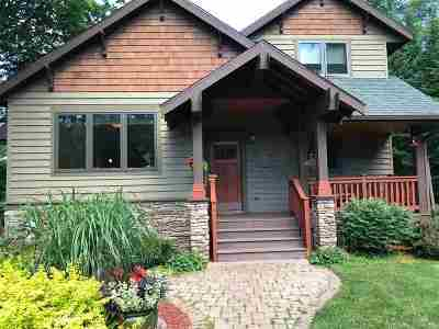 Gwinn Single Family Home For Sale: 1420 W Little Shag Lake Rd