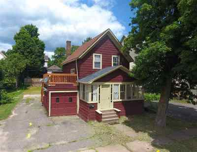 Ishpeming Single Family Home Pending w/Contingency: 308 W Canda St