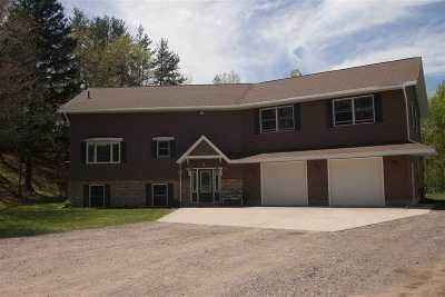 Marquette MI Single Family Home For Sale: $324,900