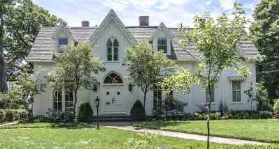 Marquette Single Family Home Pending w/Contingency: 450 E Ridge St