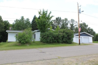 Michigamme Single Family Home New: 342 E Main St