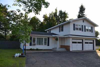Gwinn MI Single Family Home Pending w/Contingency: $154,999