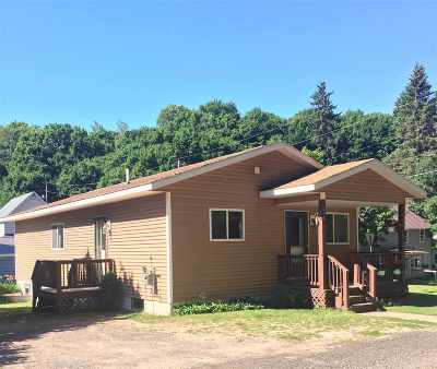 Ishpeming Single Family Home New: 408 Jasper
