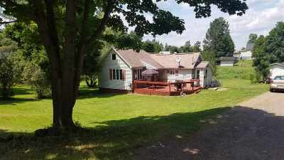 Ishpeming Single Family Home Pending w/Contingency: 283 Jasper St