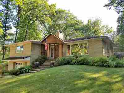 Marquette Single Family Home For Sale: 26 Lakeview Dr
