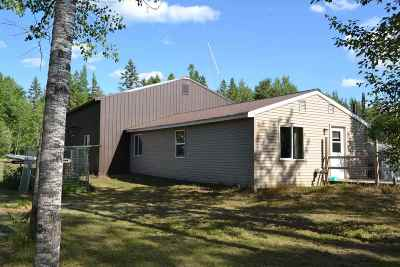 Felch MI Single Family Home For Sale: $129,999