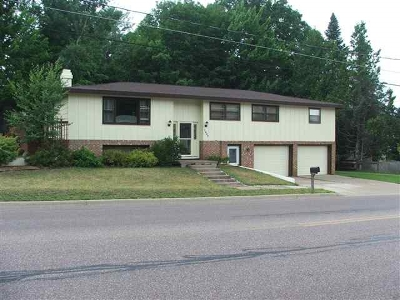 Marquette Single Family Home Pending w/Contingency: 1407 McClellan