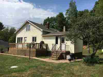 Negaunee Single Family Home For Sale: 83 Co Rd 480