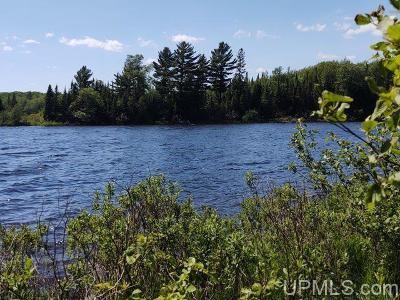 Michigamme Residential Lots & Land For Sale: Lot 15 E Fence Lake Rd