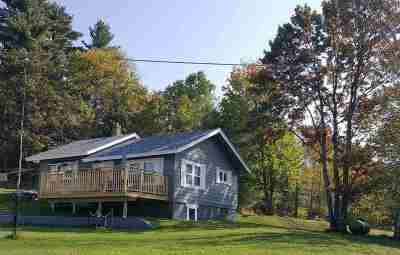 Ishpeming Single Family Home For Sale: 951 Co Rd Prf