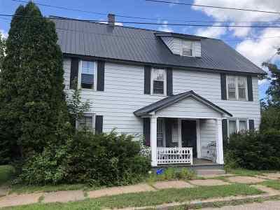 Ishpeming Multi Family Home For Sale: 621 Cleveland Ave