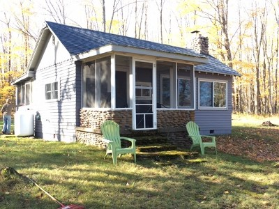 Marquette Single Family Home For Sale: Peep-O-Day Rd