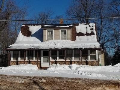 Negaunee Single Family Home For Sale: 12 Co Rd 510