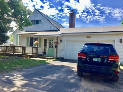 Ishpeming Single Family Home Pending w/Contingency: 572 Elliott Ave