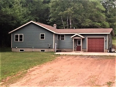 Negaunee Single Family Home For Sale: 74 Midway Dr