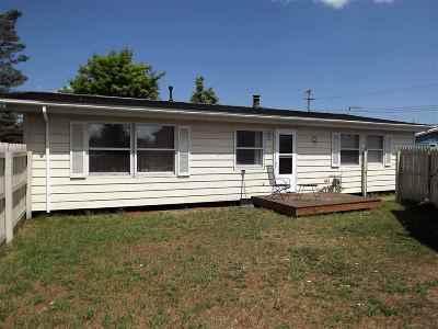 Gwinn Single Family Home Pending w/Contingency: 108 Caribou #Condo #7