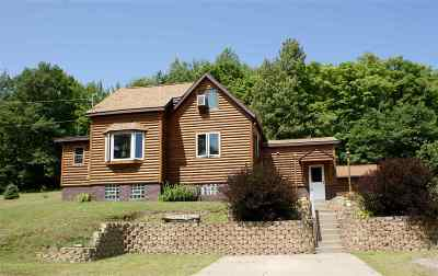 Negaunee Single Family Home For Sale: 167 Valley Rd