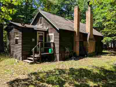 Negaunee Single Family Home Pending w/Contingency: 123 McClure Rd