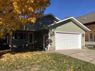Marquette Single Family Home For Sale: 438 McMillan St