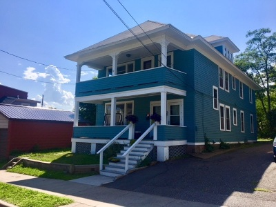 Marquette Multi Family Home Pending w/Contingency: 511-513 High St