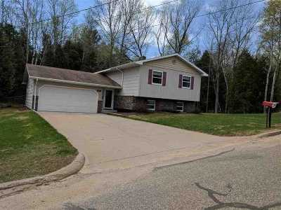Marquette MI Single Family Home Pending w/Contingency: $219,900