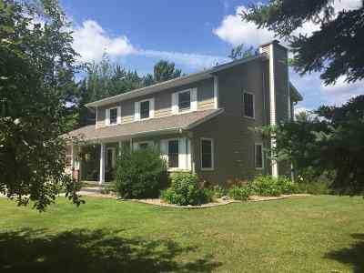 Marquette Single Family Home For Sale: 180 Edgewood Dr
