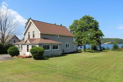 Negaunee MI Single Family Home Pending w/Contingency: $169,900