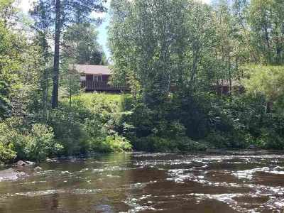 Negaunee Single Family Home For Sale: 2878 Co Rd 565