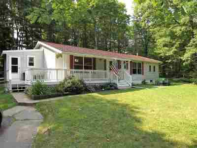 Negaunee Single Family Home Pending w/Contingency: 49 Jylha