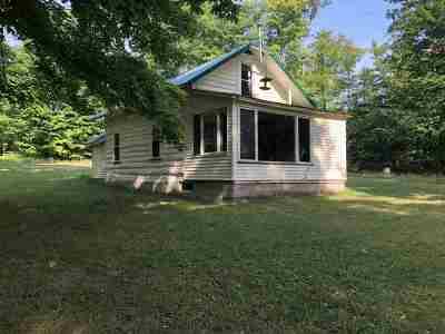 Ishpeming Single Family Home For Sale: Deer Lake Rd #Co Rd 57
