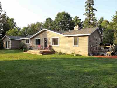 Negaunee Single Family Home For Sale: 3092 M35