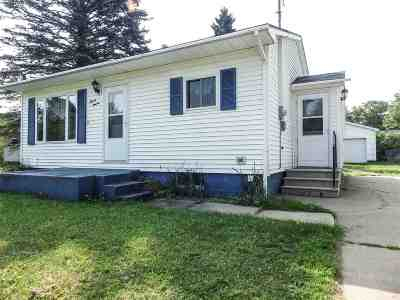 Marquette Multi Family Home Pending w/Contingency: 1111 Cleveland Ave