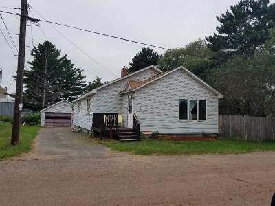 Ishpeming Single Family Home For Sale: 339 Carp St