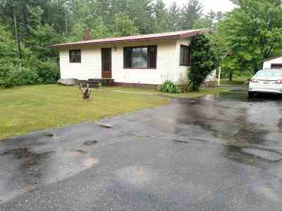 Negaunee Single Family Home For Sale: 83 Co Rd Mu