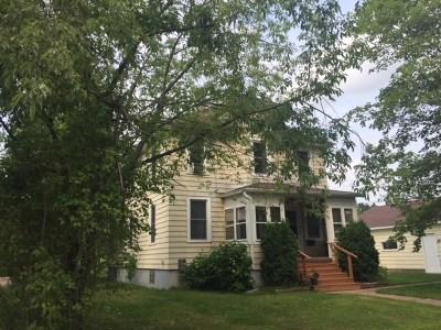 Gwinn Single Family Home Pending w/Contingency: 212 W Flint