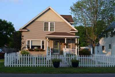 Gwinn Single Family Home Pending w/Contingency: 174 N Elm St