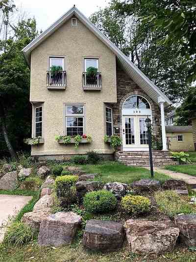 Marquette Single Family Home Pending w/Contingency: 108 Park St