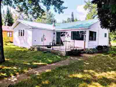 Gwinn Single Family Home Pending w/Contingency: 596 S Mackinac Ln
