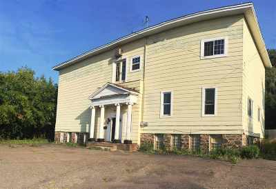 Ishpeming Single Family Home Pending w/Contingency: 232 Zoberlein