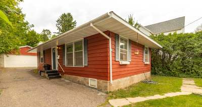 Negaunee Single Family Home Pending w/Contingency: 226 Rock St