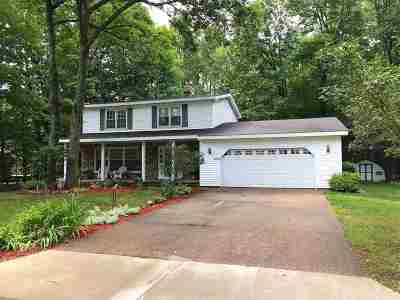 Marquette Single Family Home For Sale: 2453 Norwood St