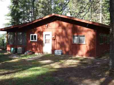 Ishpeming Single Family Home Pending w/Contingency: 2973 Co Rd Ggt