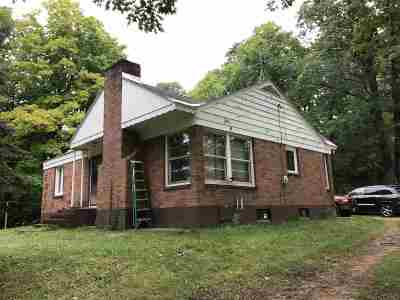 Negaunee Single Family Home For Sale: 31 W Jarvi Rd
