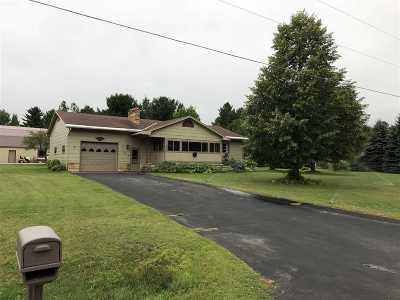 Marquette Single Family Home For Sale: 912 Silver Creek Rd