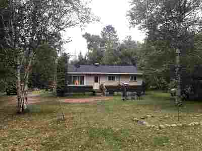 Negaunee Single Family Home For Sale: 35 Co Rd Mu