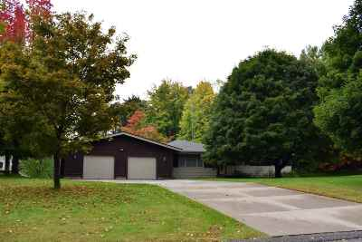 Marquette Single Family Home For Sale: 127 Aspen Dr