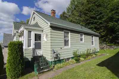 Ishpeming Single Family Home Pending w/Contingency: 836 N Main St