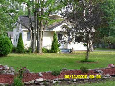 Marquette MI Single Family Home For Sale: $164,900
