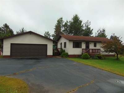 Ishpeming Single Family Home Pending w/Contingency: 2 Dove Ln